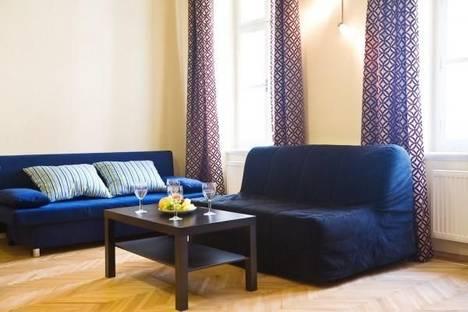 Сдается 2-комнатная квартира посуточно в Праге, Karolíny Světlé, 3.
