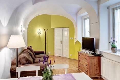 Сдается 1-комнатная квартира посуточно в Праге, Husova, 12.