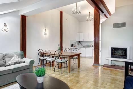 Сдается 2-комнатная квартира посуточно в Праге, Husova, 12.