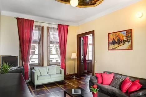 Сдается 2-комнатная квартира посуточно в Праге, Křížovnická, 12.