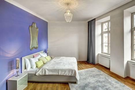 Сдается 1-комнатная квартира посуточно в Праге, Rybná, 3.