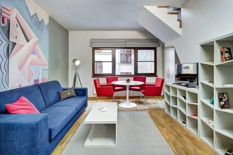 Сдается 2-комнатная квартира посуточно в Праге, Rybná, 3.