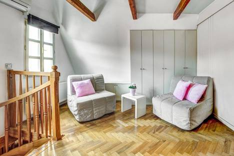 Сдается 1-комнатная квартира посуточно в Праге, Kozná, 13.