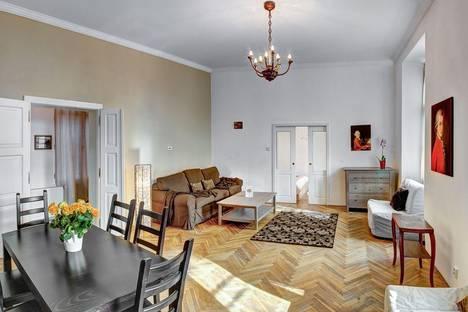 Сдается 1-комнатная квартира посуточно в Праге, Jilská, 12.