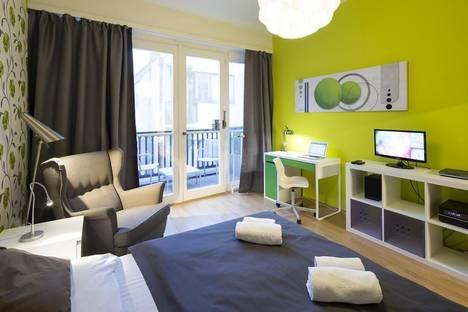 Сдается 1-комнатная квартира посуточно в Праге, Vaclavske namesti, 36.