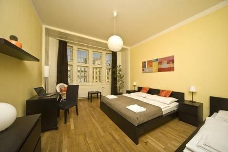 Сдается 2-комнатная квартира посуточно в Праге, Václavské náměstí, 36.