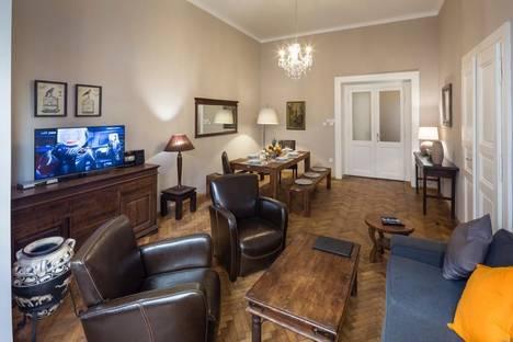 Сдается 3-комнатная квартира посуточно в Праге, Dlouha street, 7.