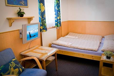 Сдается 2-комнатная квартира посуточно в Праге, Sokolovská, 90/30.