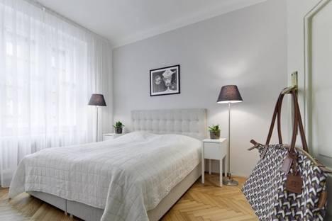 Сдается 2-комнатная квартира посуточно в Праге, Holečkova, 119.