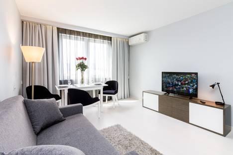 Сдается 2-комнатная квартира посуточнов Минске, проспект Машерова, 43.