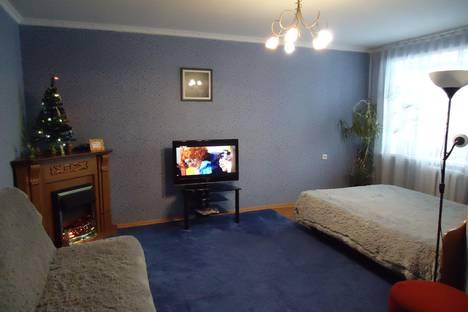 Сдается 2-комнатная квартира посуточнов Горно-Алтайске, Алтайская 3.