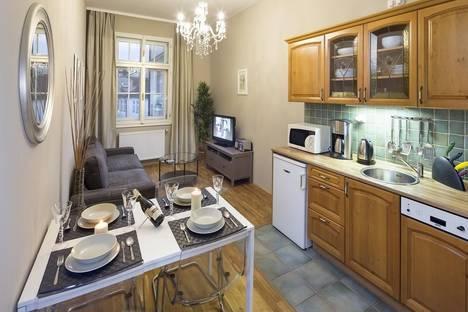 Сдается 1-комнатная квартира посуточно в Праге, Václavské náměstí, 36.
