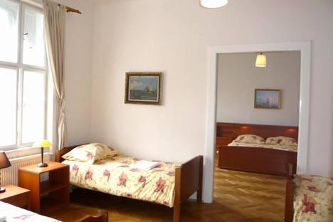 Сдается 2-комнатная квартира посуточно в Праге, Matoušova, 6.