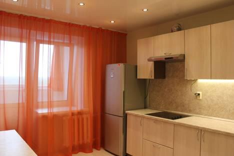 Сдается 1-комнатная квартира посуточнов Вологде, ул. Чернышевского, 137.