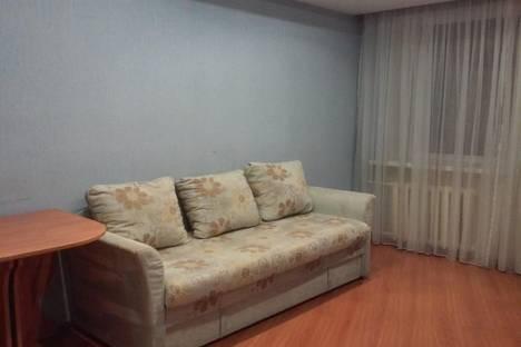 Сдается 2-комнатная квартира посуточно в Ижевске, Карла Маркса,258.