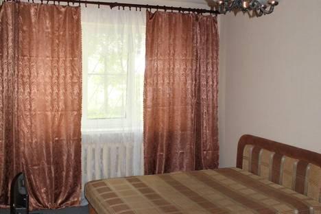 Сдается 1-комнатная квартира посуточнов Киришах, Ленина 5 Б.