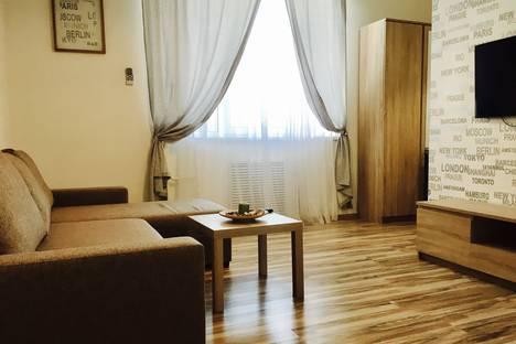 Сдается 3-комнатная квартира посуточно в Небуге, ул. Газовиков,5.