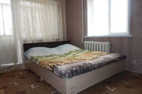 Сдается 1-комнатная квартира посуточно в Уфе, ул. Степана Халтурина 36.