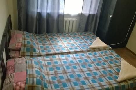 Сдается 1-комнатная квартира посуточнов Яблоновском, Димитрова, 118.