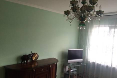 Сдается 2-комнатная квартира посуточнов Пензе, ул. Карпинского, 2.