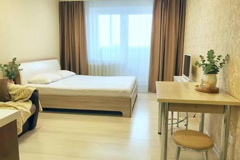 Сдается 1-комнатная квартира посуточно в Вологде, ул. Окружное шоссе, 24а.