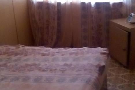 Сдается 2-комнатная квартира посуточно в Астрахани, Богдана Хмельницкого д.54.