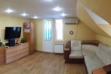 Сдается 3-комнатная квартира посуточно в Ялте, Пушкинская 7.