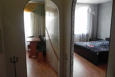 Сдается 1-комнатная квартира посуточно в Дзержинске, ул. Чапаева, 6.