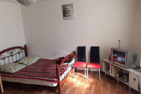 Сдается 1-комнатная квартира посуточно в Копейске, Славы, 30.