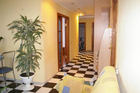 Сдается 3-комнатная квартира посуточнов Пинске, Жолтовского 11.
