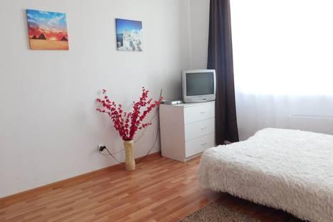 Сдается 1-комнатная квартира посуточнов Екатеринбурге, Бакинских комиссаров 99.