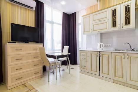 Сдается 1-комнатная квартира посуточно в Адлере, Просвещения 147/1.