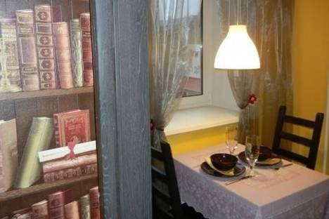 Сдается 2-комнатная квартира посуточнов Санкт-Петербурге, 6-я В. О. линия, д. 17.