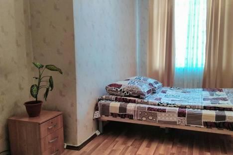 Сдается 2-комнатная квартира посуточно в Пскове, ул. Советская 5.