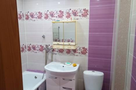 Сдается 1-комнатная квартира посуточнов Саранске, Севастопольская ул., 56к2.