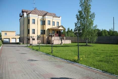 Сдается коттедж посуточнов Петергофе, п. Бронна, 5.