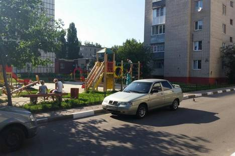 Сдается 3-комнатная квартира посуточно в Белгороде, ул. Железнякова, 20.