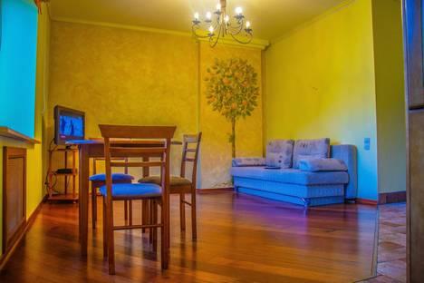 Сдается 3-комнатная квартира посуточно в Смоленске, проспект Гагарина, 6.