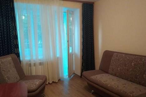 Сдается 2-комнатная квартира посуточно в Пскове, Советская, 9.