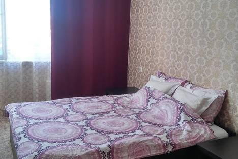 Сдается 1-комнатная квартира посуточнов Клине, ул. Молодежная, д. 1.