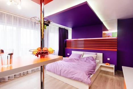 Сдается 1-комнатная квартира посуточнов Екатеринбурге, ул. Юмашева, 6.