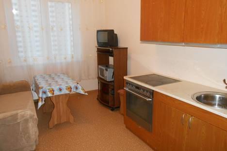 Сдается 1-комнатная квартира посуточно в Сургуте, ул. Семена Билецкого, 6.