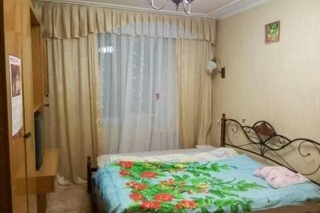 Сдается 2-комнатная квартира посуточнов Чебоксарах, проспект Максима Горького, 19.