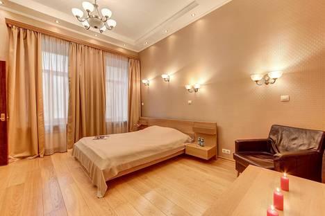 Сдается 1-комнатная квартира посуточнов Санкт-Петербурге, ул. Достоевского, 3.