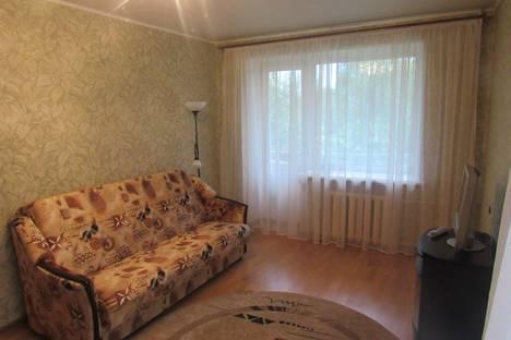 Сдается 2-комнатная квартира посуточнов Сергиевом Посаде, Хотьковский проезд,46.