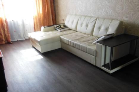 Сдается 1-комнатная квартира посуточно в Новокузнецке, Октябрьский проспект, 7.