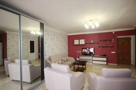 Сдается 1-комнатная квартира посуточно в Ереване, проспект Месроп Маштоца , 45.