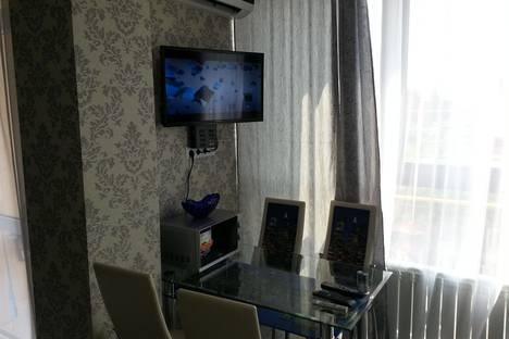 Сдается 1-комнатная квартира посуточно в Сочи, ул. Просвещения, 148.