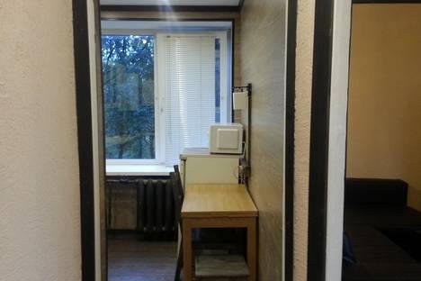 Сдается 1-комнатная квартира посуточнов Санкт-Петербурге, проспект КИМа, 28.