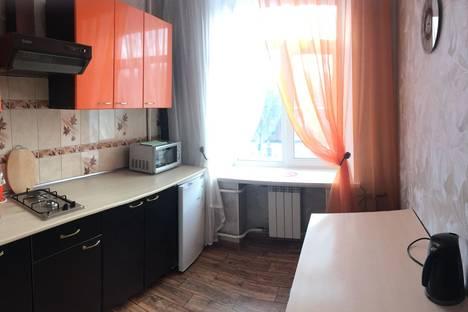 Сдается 2-комнатная квартира посуточнов Комсомольске-на-Амуре, проспект Мира, 25.